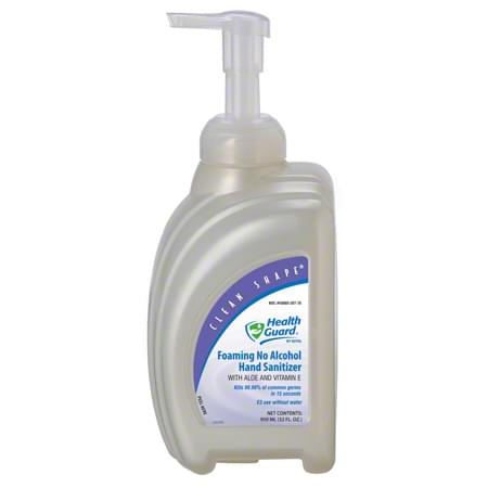 Health Guard® Foaming No Alcohol Hand Sanitizer
