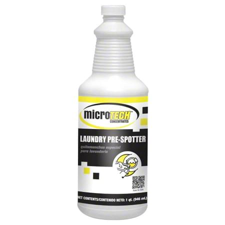MicroTECHTM Laundry Prespotter